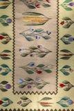 tapetes tradicionais fotos de stock
