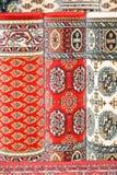 Tapetes vermelhos Imagem de Stock Royalty Free