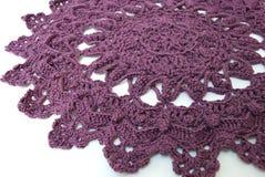 tapetito púrpura Fotografía de archivo