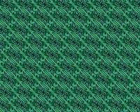 Tapetmörker - grön abstrakt Batik Indonesien Arkivbilder