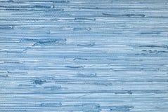 Tapetowa trawy płótna tekstura Fotografia Stock