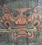 Tapetowy tło tekstury drewno zdjęcia stock
