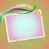 Tapettappningblandning av sötsaken Arkivfoton