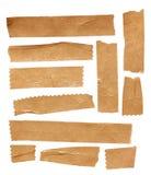 Tapev & documento di mascheramento fotografie stock