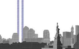 Tapez la verticale Photographie stock libre de droits