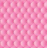 Tapicería abstracta en un fondo rosado Foto de archivo libre de regalías