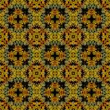 Tapicería inconsútil de las hojas de otoño ilustración del vector