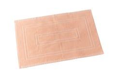 Tapijt of deurmat voor het schoonmaken van voeten Royalty-vrije Stock Foto's