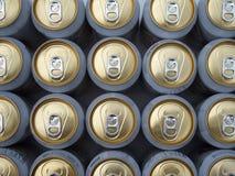 Tapijt van bier stock foto's