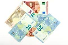 Tapijt van geldrekeningen stock afbeelding
