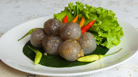 Tapioca balls Stock Photography