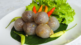 Tapioca balls Royalty Free Stock Photography