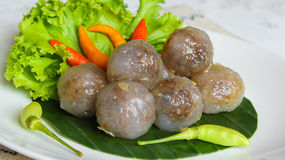 Tapioca balls Royalty Free Stock Photos