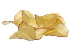 tapioca d'isolement frit Image stock