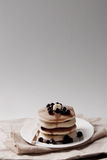 Tapioca pancake Royalty Free Stock Image