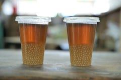 Tapiocabal (de snack van Taiwan) Stock Foto's