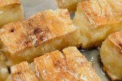Tapioki w syropie Zdjęcie Stock