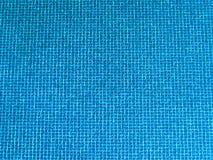 Tapis bleu Photos libres de droits
