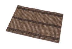 mur de tapis de paille et plancher en bois photo stock. Black Bedroom Furniture Sets. Home Design Ideas