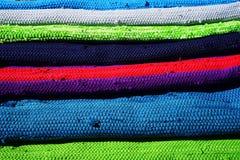 Tapis colorés Images stock