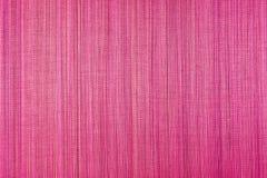 Tapis d'endroit en bambou Photographie stock