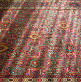 Tapis de Lighty Image stock