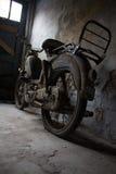 Tapis de moto de Batavus Images libres de droits