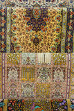 Tapis de Perse Photographie stock