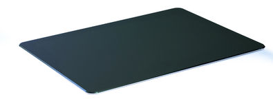 Tapis de souris en aluminium d'ordinateur Photo libre de droits
