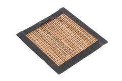 texture de couvre tapis de paille photo stock image. Black Bedroom Furniture Sets. Home Design Ideas
