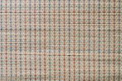 Tapis en bambou de paille en tant que fond abstrait de texture Image libre de droits