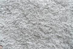 tapis gris pour le fond Images stock