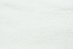Tapis onduleux blanc Image libre de droits