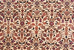 Tapis oriental Photos stock