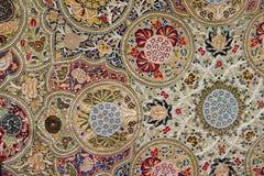 tapis oriental Photos libres de droits
