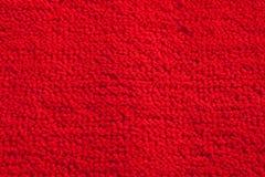 Tapis rouge Image libre de droits