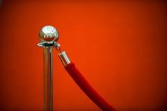 Tapis rouge photo stock