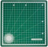 Tapis vert de coupe avec la lettre Images libres de droits