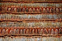 Tapisserie 3 de clavette Photo stock