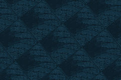Tapisserie d'ameublement matérielle bleue Images stock
