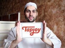 Tapjoy firmy logo Zdjęcia Royalty Free