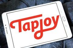 Tapjoy firmy logo Fotografia Stock