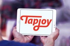 Tapjoy firmy logo Obrazy Royalty Free