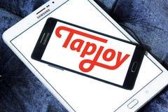 Tapjoy firmy logo Zdjęcie Stock