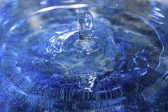 Tappa att falla in i vatten Arkivfoto