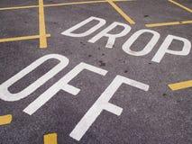 Tappa av punkt Fotografering för Bildbyråer