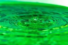 tappa vatten Royaltyfria Bilder