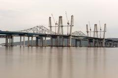 Tappan Zee桥梁-纽约 免版税库存图片