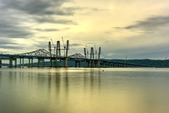 Tappan Zee most - Nowy Jork zdjęcia stock
