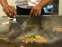 Tappanyaki Lizenzfreies Stockbild